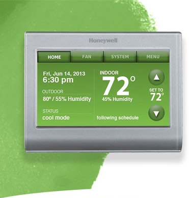 Honeywell Wi Fi Smart Thermostat Rth9580wf Review