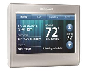 Honeywell Wi-Fi Thermostat RTH9580WF