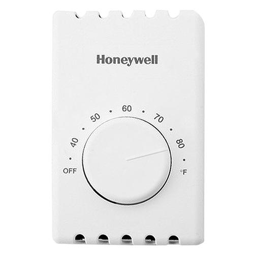 Honeywell line voltage dial